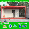 Standard 20ft Economical and Life Long Container for Living, Office for sale