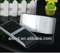 Real Voice control ! ALD68 Sun Visor solar handsfree car kit with bluetooth chip: CSR