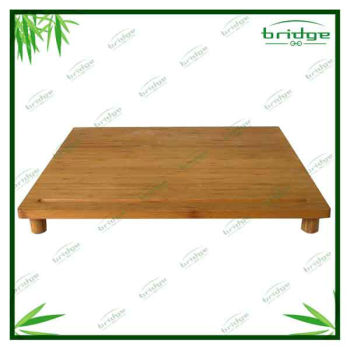 Natural bamboo chopping board