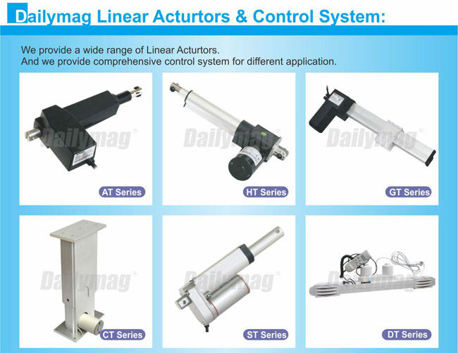 Electric Linear Actuator For Furniture Lift