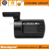 Mini0806 Multifunctional r300 gps dual camera car-dvr firmware gs8000l driver recorder hd car dvr camera with great price