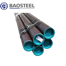 carbon steel threaded end pipe nipple low temperature steel welded tube