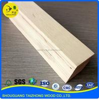 China made e2 glue poplar lvl for pallet / lvl timber plywood