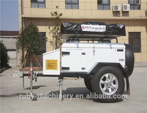Best selling utv camper trailer off road off road mini trailer camping camper made in China