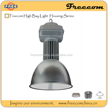 LED 80W/120W/200W/300W aluminum induction high bay & low bay lighting fixtures