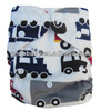 PUL Fabric Minky Cloth Diaper Made In China