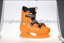 professional hard boots hocky,ice skates shoes