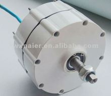 600w 12V/24V low rpm PMG permanent magnet generator