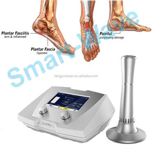 SWT2X low frequency eswt Shock Wave Therapy Equipment for Plantar Fasciitis