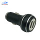 2 Port 5V 2.4A Dual USB car charger set Glass Breaker mfi Car Charger with Safety Hammer for mobile phone
