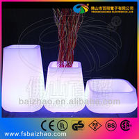2013 new LED Magic wedding flower pot