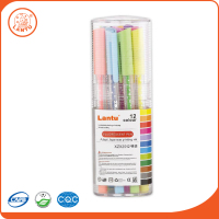 Lantu Alibaba China Wholesale Market Promotional Colors Popular Glitter Gel Pens