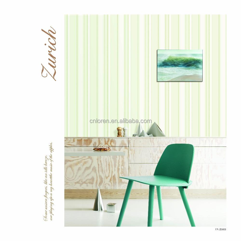 grossiste papier peint a rayure acheter les meilleurs papier peint a rayure lots de la chine. Black Bedroom Furniture Sets. Home Design Ideas