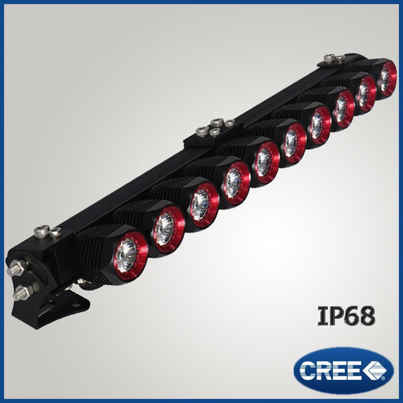 Hot china products wholesale cheap china motorcycle 24 inch LED light bar offroad, atv LED offroad light bar