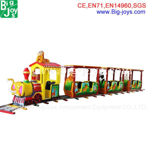14 Seats Electric Ride On Train,Outdoor Commercial Electric Train