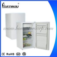 90L Single Door Mini Fridge For Hotel and Home