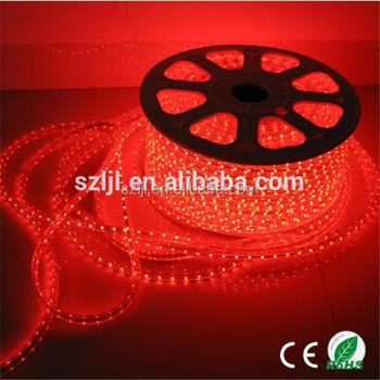 AC220V 3528 5050 Green/red/bule High Voltage LED Flexible Strip