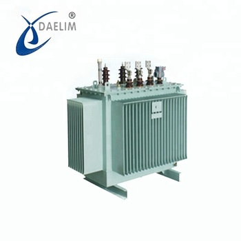 Chinese supplier three phase 11kv 50 kva power distribution transformer
