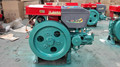 22hp dual cycle hand starting machine used for tractor single cylinder diesel engine 130E