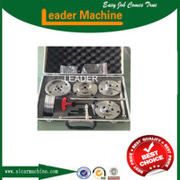 "LEADER 4.5"" inch wood lathe chuck system manual chuck"