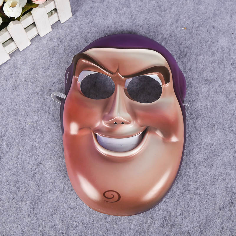 China popular plastic custom cartoon printed masks