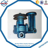 high pressure single cylinder foot pump