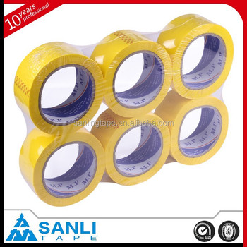With No Bubble Carton Sealing Tape 2 inch x 110 yards