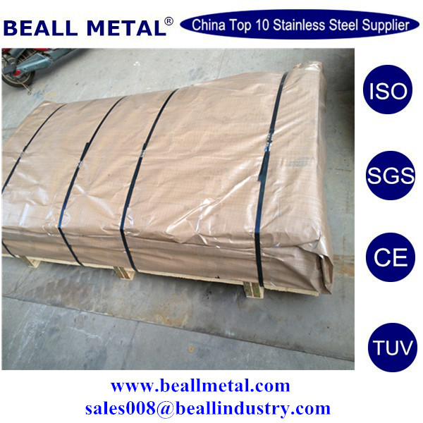 Best quality stock stainless steel 301 304 316 321 309S 310S 317 hot rolled 1D sheet and plate from BAOSTEEL TISCO POSCO