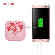 factory directly sale cute pocket power bank