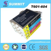 Printer parts Compatible deskjet inkjet cartridge for T601-604