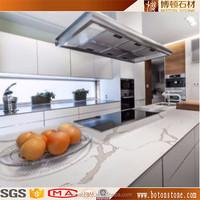 2017 Factory Wholesale Granite Prefab/Marble Quartz Large Restaurant Kitchen Tables counter top