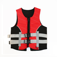 pvc foam neoprene fishing life jacket