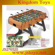 2015 new products wooden soccer table football from china