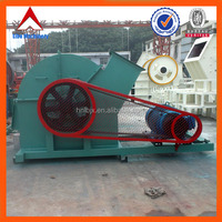 High Quality Wood Crusher Machine with Electric Motor or Diesel Engine