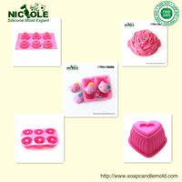 Silicone mold for ice cream Silicone for cake Silicone for cake