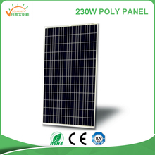 poly 230w price per watt Solar panel with TUV CE UL made in China