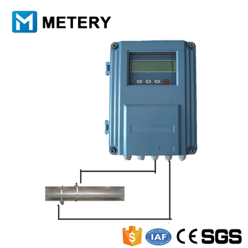 High Quality Water Clamp-on Ultrasonic Flow Meters
