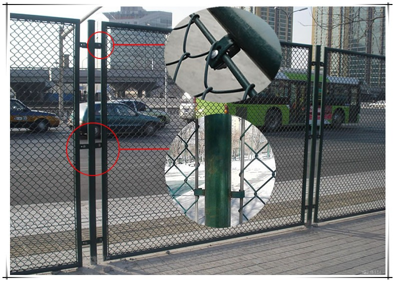 Hot sale parts lowes dipped galvanized chain link