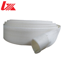 Latest technology fire PU lining canvas hose