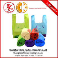 Cheap Heavy Duty Plastic Die Cut Shopping Bags
