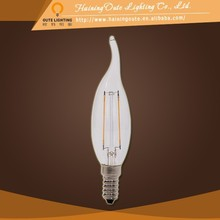 Edison style led light bulbs new products 2014 led bulbs india price