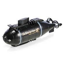 777-216 Nano Remote Control RC Racing Submarine Boat Toys with 40MHz RC Transmitter Mini RC Submarine
