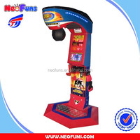 Playstation Top Sales Ultimate Punch Boxing Machine With Punching Bag/Ball Hit Strength Testing Machine