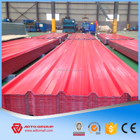 China supply metal buildings corrugated Galvalume Metal Roofing Sheet