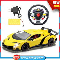 1:8 Scale Radio Control Steering Wheel Toy Car