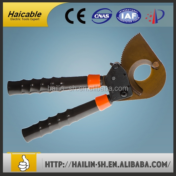 Armoured Cable <strong>Cutter</strong> Shear Cutting Copper Armored Cable Below 30mm Cable <strong>Cutter</strong>