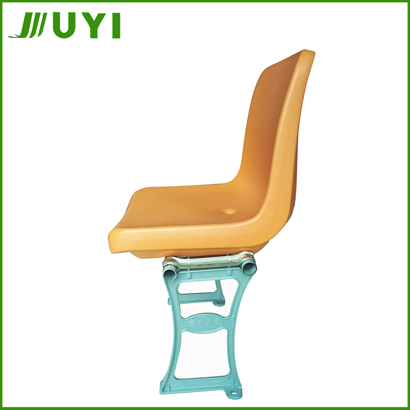 BLM-2727 Chongqing Juyi Red Soccer Plastic Folding The Stadium Chairs Wholesale Gym Seat Childrens Table And Chairs