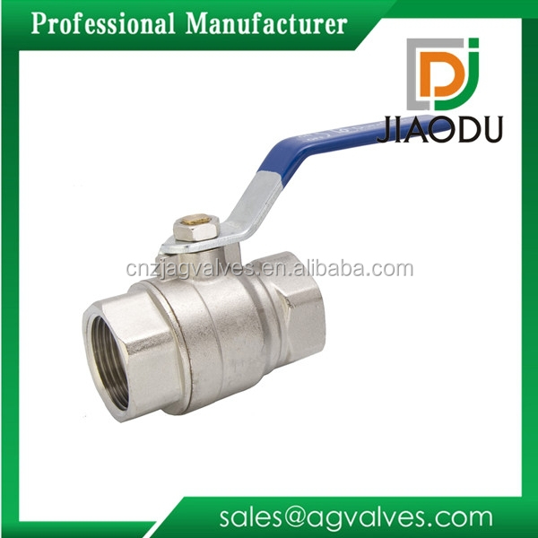 hot sale customized forged npt female threaded water oil gas cw617n brass ball industrial valve price