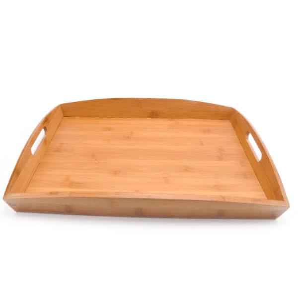MY Cheap Bamboo Trays Bamboo Food Tray