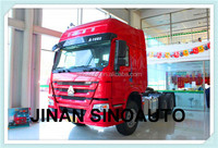 howo tractor head truck / prime mover, 6x4 howo tractor truck price